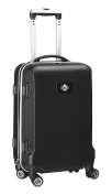 MLB Tampa Bay Rays Carry-On Hardcase Spinner, Black