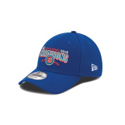 Chicago Cubs World Series Champs Circle 9FORTY Hat / Cap