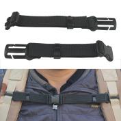 ONE 1.9cm Nylon Webbing Sternum Strap Backpack Chest Harness for 2.5cm Webbing