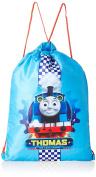 Thomas the Tank Engine Trainer Bag Drawstring Bag, 43 cm, 1 Litres, Blue