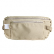 Travel Money Belt for Security Pouch Passport Cash Money Holiday Travelling
