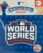 2016 World Series MLB Collectors Licenced Patch