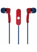 MIZCO SPORTS STEREO EARBUDS REDSOX