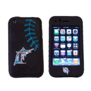 MLB Florida Marlins Cashmere Silicone Ipod Touch 2G Case