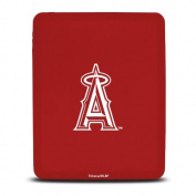 MLB Los Angeles Angels Varsity Jacket Silicone Shield for Apple iPad