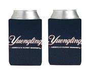 Yuengling Brewery Beer Can Holder Cooler Kaddy Huggie Coolie Set of 2