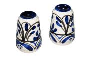 Spanish Ceramic Salt and Pepper Pots