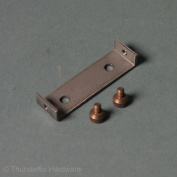 Lighting Fixture Ceiling Plate Bracket Suspension Plate 56mm Old English Screws