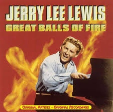 Jerry Lee Lewis - Great Balls of Fire (16 ORIGINAL GREATEST HITS)