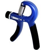 Fitness Master Hand Grip Strengthener with Adjustable Resistance from 9.1-41kg