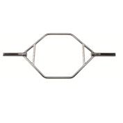 Body Solid Olympic Shrug Bar, Chrome