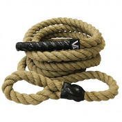 Valour Fitness Sisal Climbing Rope, 7.6m