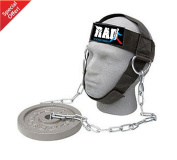 RAD NEW GYM WEIGHT LIFTING HEAD NECK STRENGTH HARNESS STRAP