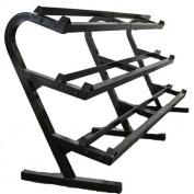 Troy Barbell VTX 3-Tier Dumbbell Rack