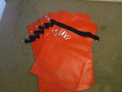 UNFILLED BOUNCY CASTLE SAND BAG COVERS