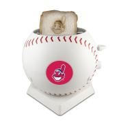 MLB Cleveland Indians Pangea Brands ProToast MVP Toaster, White