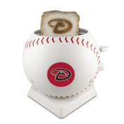 MLB Arizona Diamondbacks Pangea Brands ProToast MVP Toaster, White