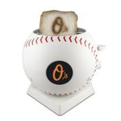 MLB Baltimore Orioles Pangea Brands ProToast MVP Toaster, White