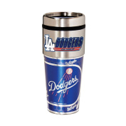 La Dodgers 470ml Stainless Steel Travel Tumbler/Mug