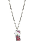 MLB St. Louis Cardinals Hello Kitty Logo Necklace