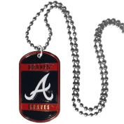 Atlanta Braves Tag Necklace