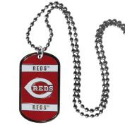 Cincinnati Reds Tag Necklace