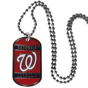 Washington Nationals Tag Necklace