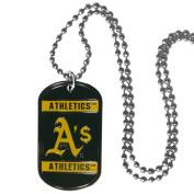 Oakland Athletics Tag Necklace