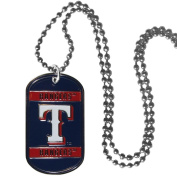 Texas Rangers Tag Necklace