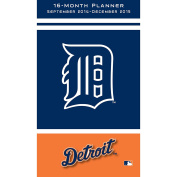 Turner Perfect Timing 2015 Detroit Tigers 16-Month Planner