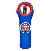 MLB Chicago Cubs Wine Tote, Blue, 750ml