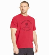 Under Armour Men's Ua Wwp Property Of T-Shirt Small Red/Black