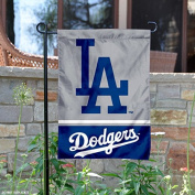 Los Angeles Dodgers Double Sided Garden Flag