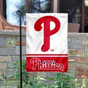 Philadelphia Phillies Double Sided Garden Flag