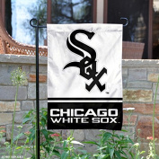Chicago White Sox Double Sided Garden Flag