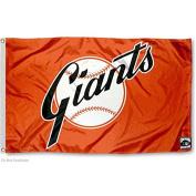 San Francisco Giants Vintage Flag and Banner