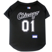 Chicago White Sox Dog Jersey XSmall