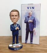 Vin Scully 2016 Los Angeles Dodgers STADIUM PROMO Bobblehead SGA