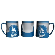 Los Angeles Dodgers Coffee Mug - 530ml Game Time (New Handle) - New UPC