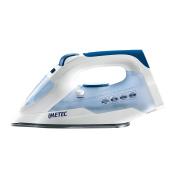 Imetec TITANOX K109 Dry & Steam 2000W Stainless steel Blue,White - irons
