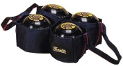 New Henselite Indoor Extra Heavyweight Bowl Carrying Bag Lawn Bowls Holder
