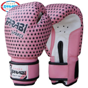 Farabi 120ml Kids Boxing Sparring Punching Bag Training Gloves Junior Pink