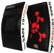 Gel Strike Shield Punch Bag Focus Kick Pad Boxing MMA Martial Arts Training Arm
