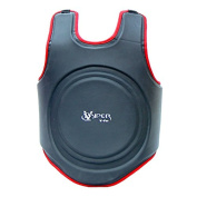 Chest Body Protector Guard MMA Armour Muay Thai Kick Boxing Karate