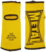Metal Boxe Ankle Support for Child, yellow, Junior