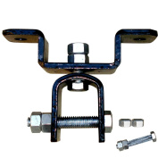 TurnerMAX Heavy Punch Bag Swivel Ceiling hook Heavy Duty Metal with complete fitting Nuts and Bolts