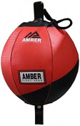 Amber Fight Gear Boxing Double End Bag - Multi-Colour, 18cm