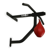 Klarfit Pull-Up Bar with speedball Punch Bag 350kg
