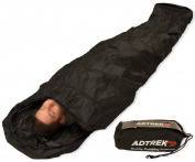 Adtrek Camping/Fishing Waterproof Sleeping Bag Bivvy Bag Cover