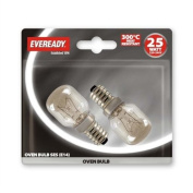 Oven Lamp 25w SES pk2